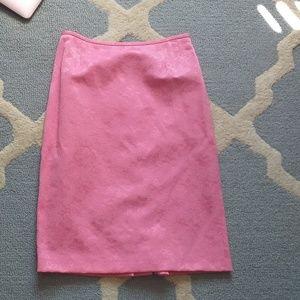 Tahari fishtail skirt